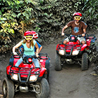 Cozumel ATV and Snorkel Tour | Dicover Cozumel's Jungles Snorkel from a Gorgeous Cozumel Beach